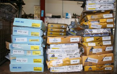 Job Lot Wholesale Clearance Various car Brake Discs (Strictly Collect Only)