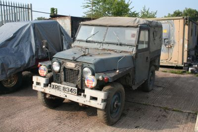 Land Rover Series 2A Lightweight spares or repair