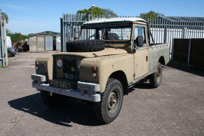 Land Rover Series 2A Long Wheel Base Diesel