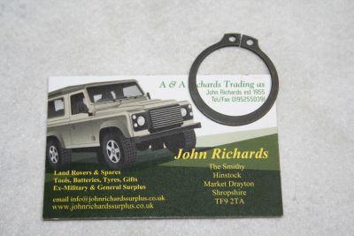 Land Rover halfshaft circlip 549473G