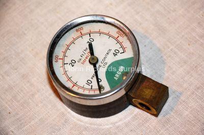 Argon Pressure Gauge 6680-99-117-2497