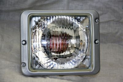 Hella Headlamp Without Side Light Pilot Hole 4578R7