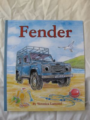 Fender story book by Veronica Lamond