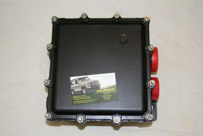 Land Rover 24v Generator Panel 551601