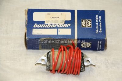 Bombardier Charging Coil 590.1309.00