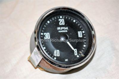 AC Delco Tachometer 0-4000 RPM 7979036
