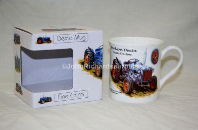 Fine China Fordson Dexta Mug Gift boxed