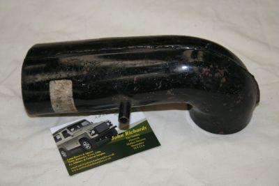Land Rover Carburettor Elbow Pipe 554414