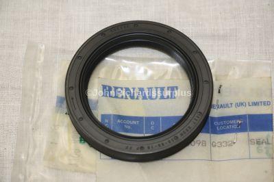 Renault Front Crankshaft Oil Seal 7700866877