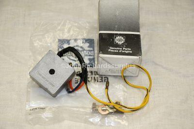 Bombardier Voltage Regulator 738.0760.04