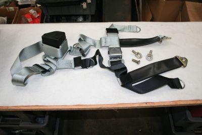 Alvis Fighting Vehicle Inertia Reel Britax Seat Belt FV814803