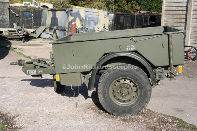 Penman Military Lightweight GS Cargo Trailer 1130KG Payload  (collect only) Prices From £850.00 to £1200.00 + VAT