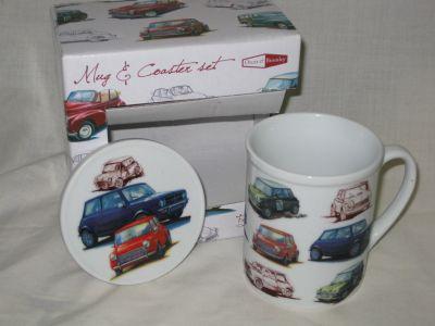 Mini Mug & coaster set from Oscar & Bromley R35001E