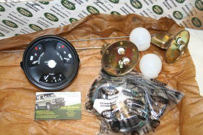 Land Rover 24volt Instrument cluster & fuel sender kit RTC2519