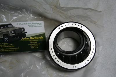 Land Rover R380 Gearbox primary pinion bearing TZZ100190