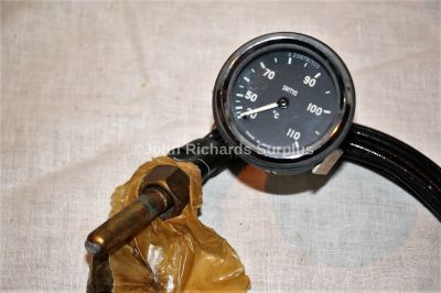 Smiths Capillary Type Temperature Gauge 30-110 C SM/X 20878/305/204