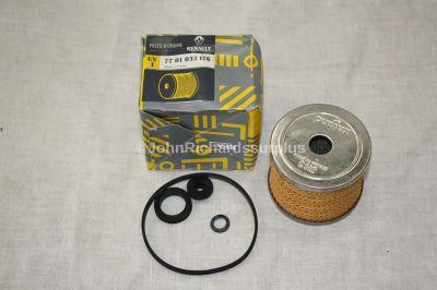 Renault Clio Diesel Fuel Filter 7701033176