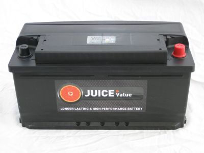 Juice 12V 88AH Car Battery Type 017 (Collect Only)