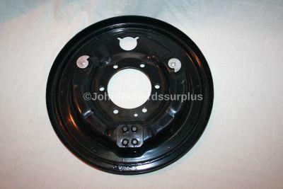 Land Rover 110 Rear Brake Drum Backplate R/H AEU2496