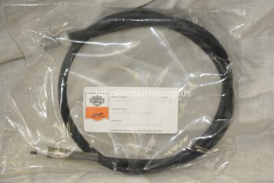 Harley Davidson Speedometer Cable 84760347