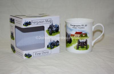 Fine Bone China Ferguson TE20 Mug Gift Boxed