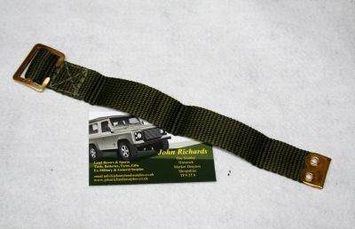 Land Rover Pioneer Equipment Strap 308792