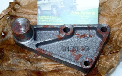 Land Rover tensioner pulley bracket 613540