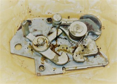 Bedford Door Latch Assembly 2510-99-828-9919
