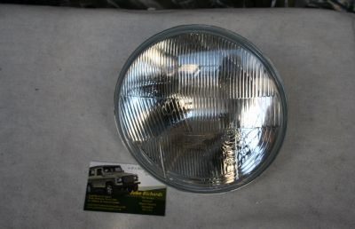 "Land Rover Wolf Wipac 7"" RHD Headlamp unit  STC3180"