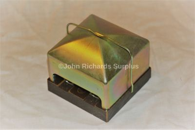 Military Defender Electrical Shunt Box PRC3632