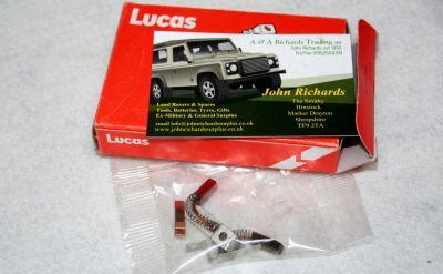 Lucas Alternator Brush Set 54219368 ULB110 ACR Mini Austin Ford Land Rover