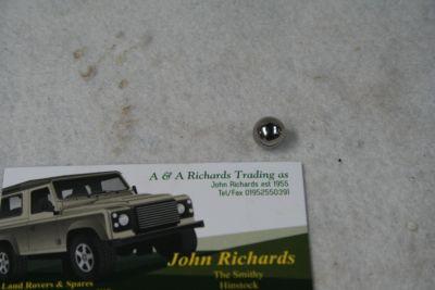 Land Rover Ball Bearing Various Applications BLS112L