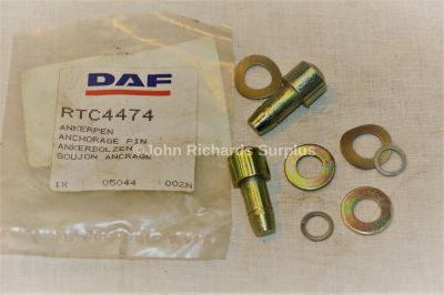 Daf Truck Pivot Pin Handbrake Lever RTC4474 2530-99-033-2987