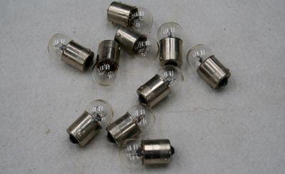 Side lamp bulb 24v 5w SCC BA15s pack of 10 1251