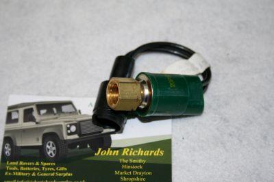 Land Rover air con switch AEU3068