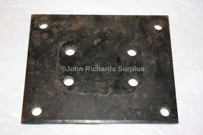 Land Rover 101 Tow Hitch Sandwich Plate 595476