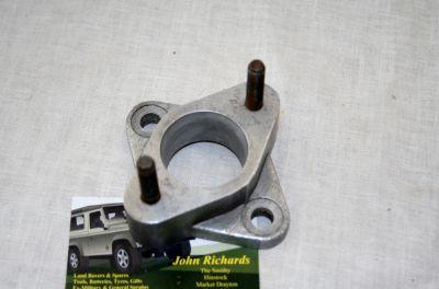 Land Rover carburettor adaptor 2.25 petrol series models 554175 used