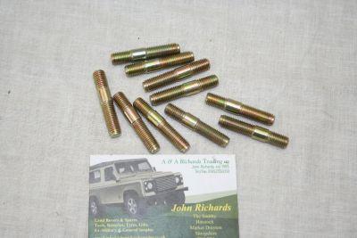 Land Rover manifold stud x10 568664