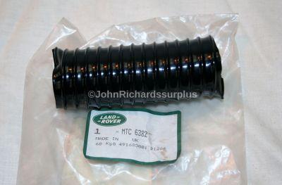 Land Rover Heater Demister Tube MTC6382 Genuine