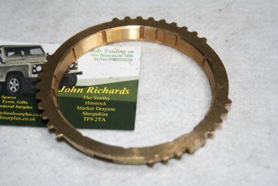 Land Rover R380 Gearbox 3rd/4th 5th Gear Baulk Ring FTC5018