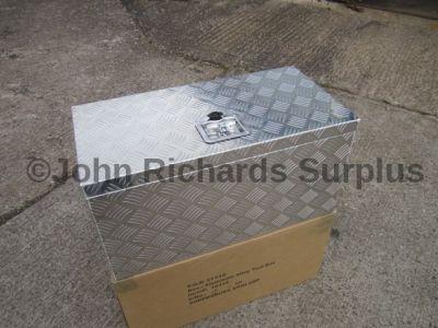 Large Lockable aluminium storage box 10316