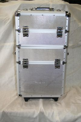 Multifunctional aluminium trolley case PRM10112T