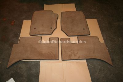 Range Rover P38 Carpet Set LHD New Old Stock STC8531