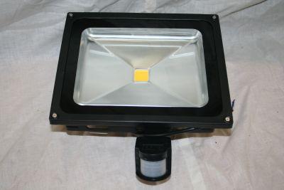 LED floodlight with PIR sensor 15083