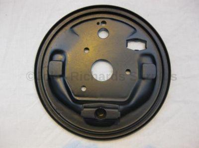 Austin Mini R/H Rear Brake Backplate 17H8075