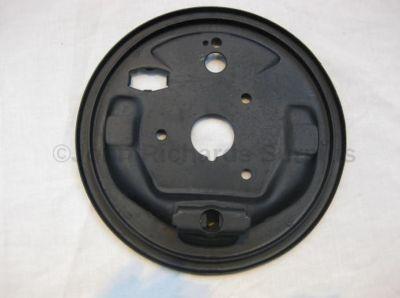 Austin Mini L/H Rear Brake Backplate 17H8076