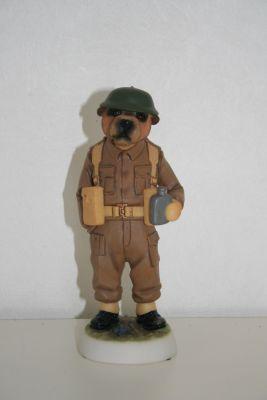 Robert Harrop Doggie People Border Terrier WW2 DPYP16