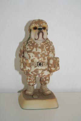 Robert Harrop Doggie People Bulldog Desert DP208D