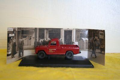 Corgi vanguards die cast Land Rover series 2 Robsons