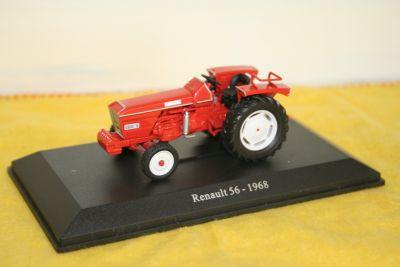 Universal Hobbies Die Cast Renault 56 Tractor 1:43 scale 6025